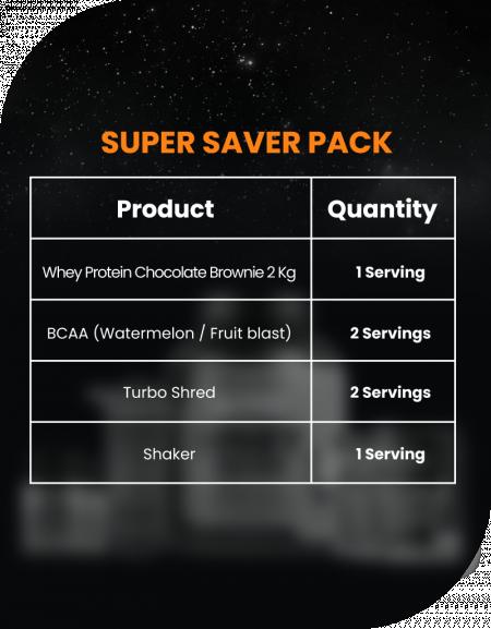 Super Saver Stack